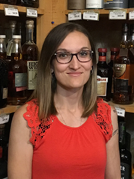 E-Ville Spirits & Wine of Ellicottville NY, Staff - Tracey